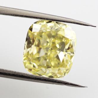 Fancy Intense Yellow, 2.02 carat, SI1