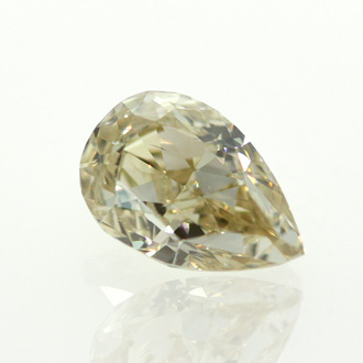 cut gia round certified loose tcw il diamond brownish fancy natural yellow fullxfull