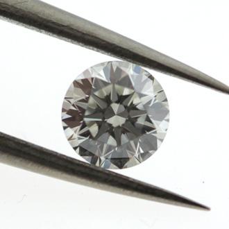 Fancy Light Gray, 0.51 carat, SI1
