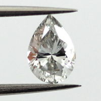 Fancy Light Gray, 0.56 carat