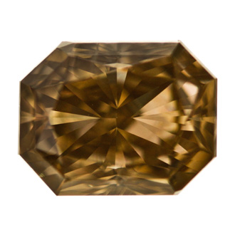 Fancy Orange Brown, 2.10 carat, SI2