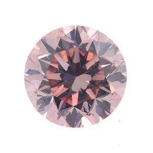 Fancy Orangy Pink Argyle, 0.25 carat, VVS2