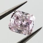 Fancy Pink Purple, 0.53 carat