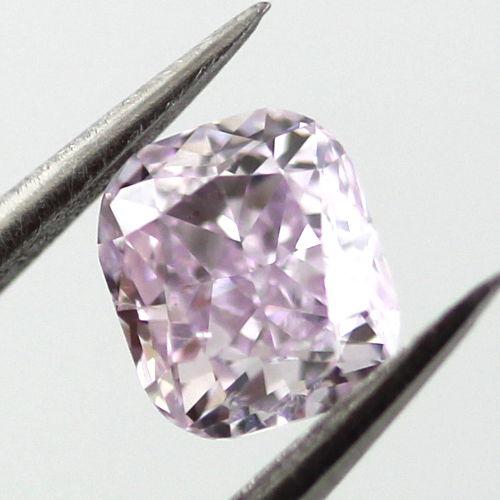 Purple Diamond Fancy Pinkish Purple 0 39 Carat Id 41062