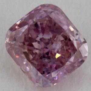 Fancy Purple Pink, 0.32 carat