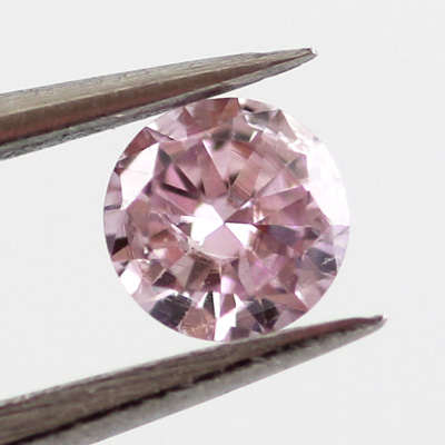 Fancy Purple Pink, 0.13 carat