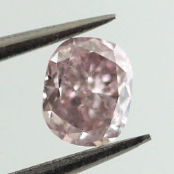 Fancy Purple Pink, 0.23 carat