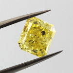 Fancy Vivid Yellow, 2.00 carat