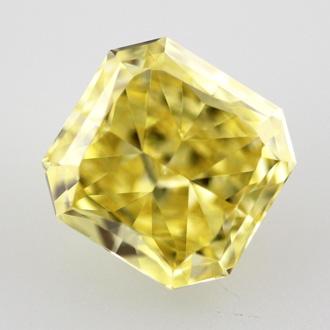 Fancy Vivid Yellow, 1.14 carat, VS2