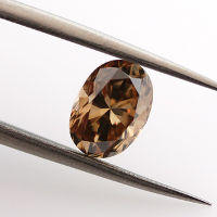 Fancy Yellow Brown, 2.04 carat, VS1