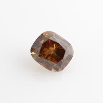 Fancy Yellow Brown, 1.20 carat, VS2