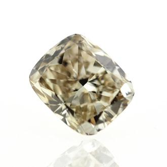 Fancy Yellow Brown, 1.53 carat, SI1
