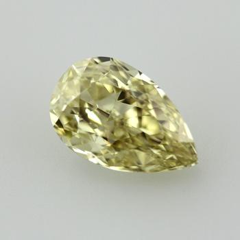 Fancy Yellow, 1.67 carat, VVS2