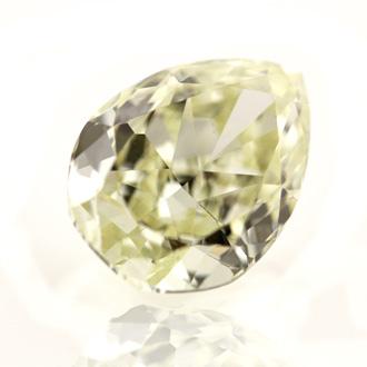 Fancy Yellow, 2.35 carat, VS1
