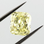 Fancy Yellow, 1.91 carat, VS1