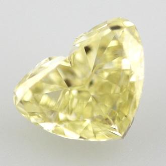 Fancy Yellow, 1.01 carat