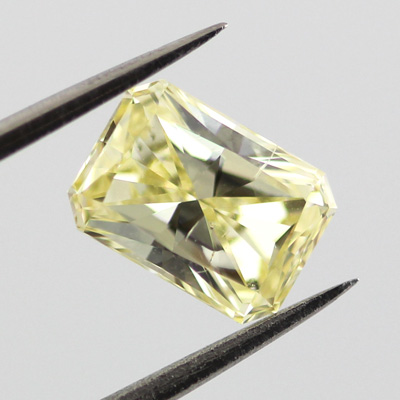 Fancy Yellow, 1.02 carat