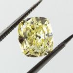 Fancy Yellow, 2.32 carat, IF