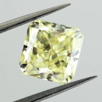 Fancy Yellow, 2.04 carat, VVS1