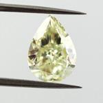 Fancy Yellow, 1.55 carat, VS2