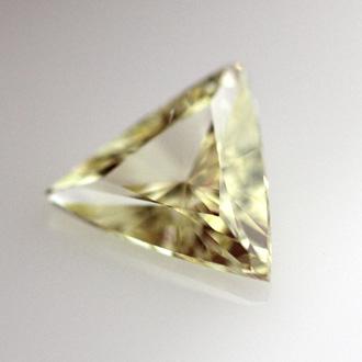 Fancy Yellow Diamond, Trillian, 0.51 carat, SI2