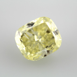 Fancy Yellow, 5.03 carat, SI1