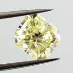 Fancy Yellow, 1.54 carat, VVS1