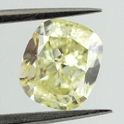 Fancy Yellow, 1.14 carat, VVS2