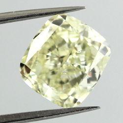 Fancy Yellow, 3.23 carat, VS2