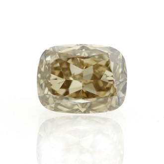 Fancy Yellowish Brown, 3.02 carat