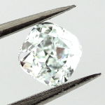 Light Green, 0.30 carat, IF