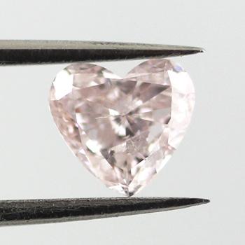 Light Pink, 0.54 carat