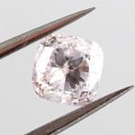 Light Pink, 0.51 carat, SI1