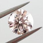 Light Pink, 0.56 carat