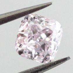 Light Pink, 0.35 carat, SI1