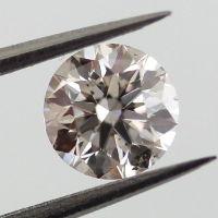 Light Pinkish Brown, 0.54 carat