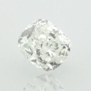 Very Light Blue, 0.64 carat, SI2