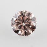 Very Light Pink, 0.30 carat, SI2