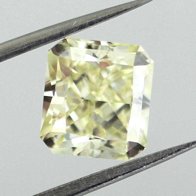 Y-Z Diamond, Radiant, 2.01 carat, VVS1