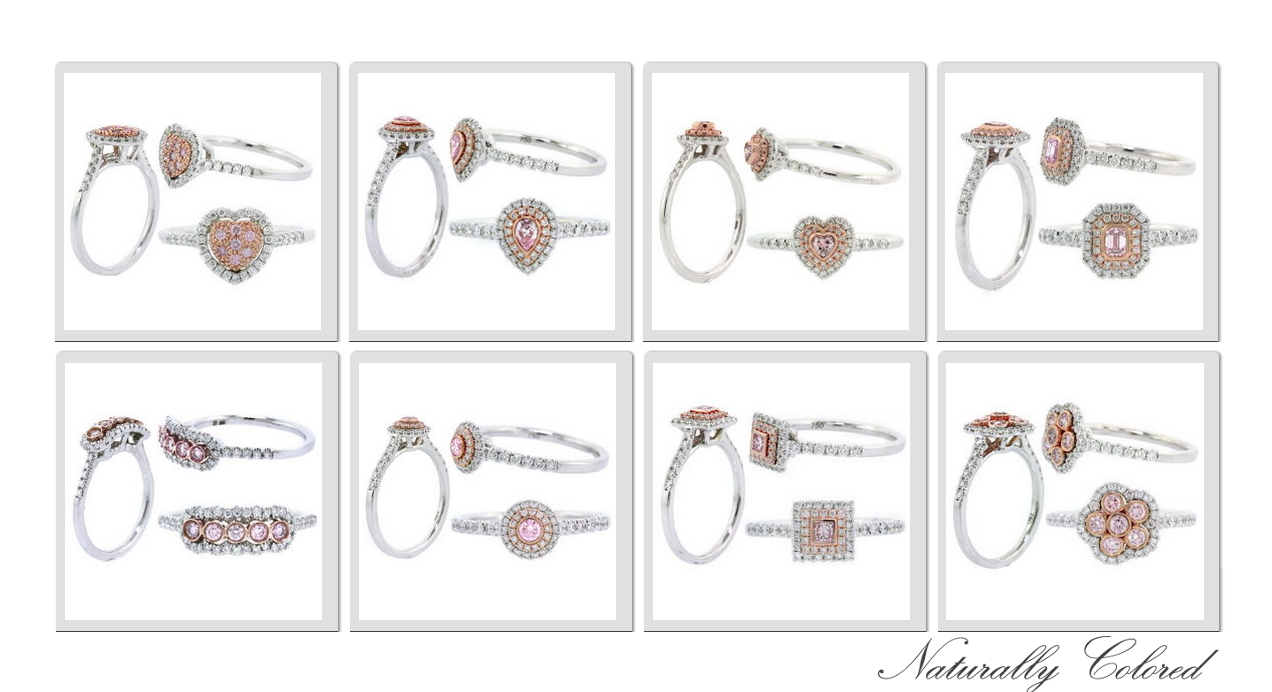 Pink diamonds for pink diamond engagement rings naturally colored nvjuhfo Gallery