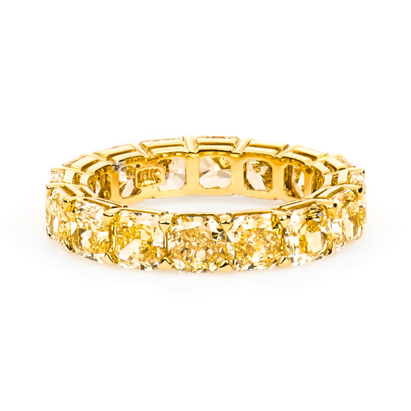 engagement gold msw and martha weddings stewart hd yellow canary rings wedding diamond