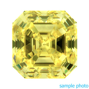 Fancy Vivid Yellow, 1.08 carat, VVS2