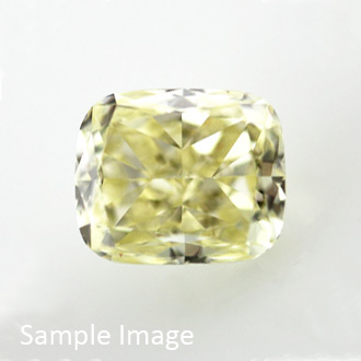 Fancy Yellow, 1.50 carat, VVS2